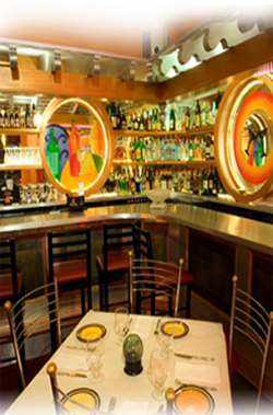 Spice Root Restaurant From The Bar Restaurants In The